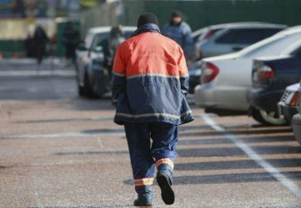 Парковщики придумали способ обойти паркомат, фото УНІАН