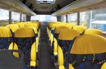 За автобус от школьников требуют деньги