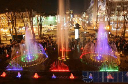 В Киеве откроется еще 4 фонтана