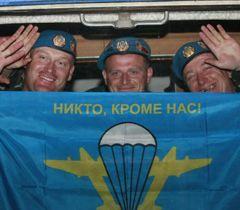 Миротворцы охранят базу и выполняют охрану на Севере страны