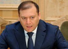Добкин прокомментировал работу служб по борьбе с последствиями снежного циклона