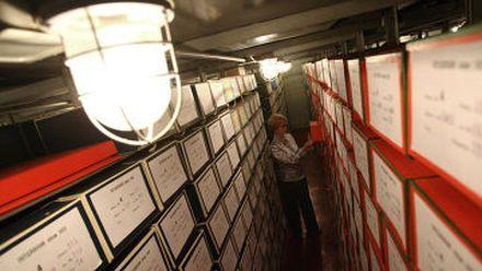 Из архивов исчезли материалы по делу о махинациях, к которым якобы причастен Владимир Путин, фото РИА Новости