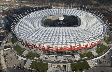Варшавский стадион остался должен строителям