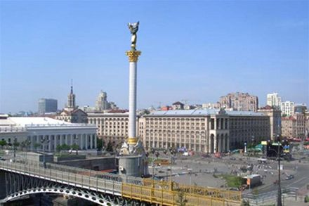 На Майдане будут звучать патриотические песни
