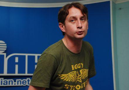 Сергей Жадан рассказал о своей позиции