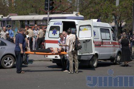 МВД пока не может ракрыть теракты в Днепропетровске