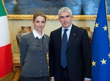 Тимошенко Казіні Фото сайту: byut.com.ua