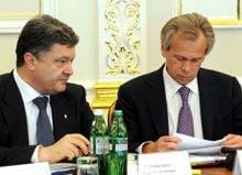 Петр Порошенко, Николай Присяжнюк