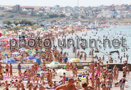 Крым установил туристический рекорд времен Независимости