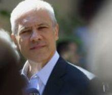 Победитель первого тура выборов Борис Тадич