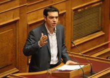 Алексис Ципрас призывает Грецию отказаться от международных обязательств