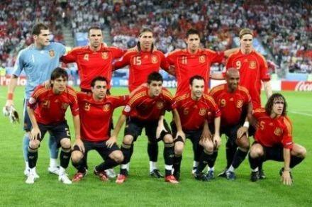 Сборная Испании может не приехать в Киев, фото santalks.blogspot.com