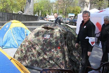 """Фото прес- служби львівської """"Батьківщини"""""""