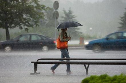 Областей утримається дощова погода