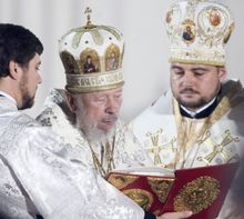 Митрополиту Владимиру привезут его давнюю икону