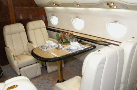 Самолет Каддафи стоит 25 миллионов долларов, фото авиастудии ХГАПП.