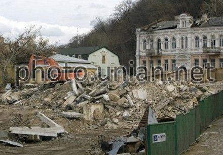 Андреевский спуск должны «обновить» до Дня Киева
