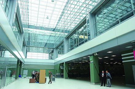 Аеропорт «Жуляни», фото: А. Іскрицька, Сегодня