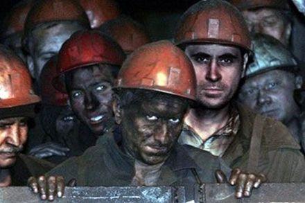У угольных предприятий нет денег на зарплату шахтерам