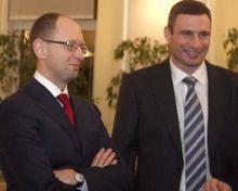 Яценюк, к сожалению, не знает людей Кличко
