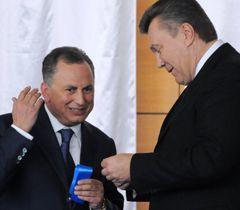 Янукович раскритиковал закупку поездов Hyundai
