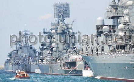 Флоты с недавних пор совместно проводят учения серии