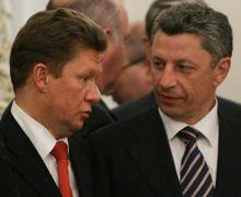 Алексей Миллер та Юрий Бойко встретятся в Санкт-Петербурге