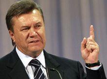 Янукович подписал закон о полном запрете курения в общественных местах