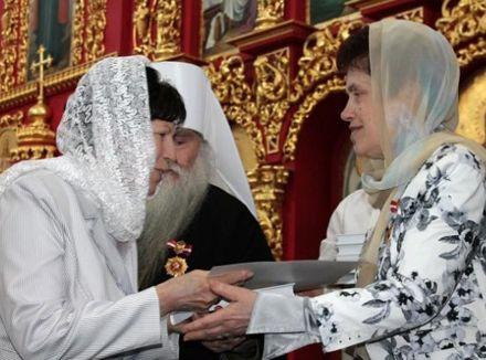 Людмила Янукович. Фото пресс-службы Луганской ОГА
