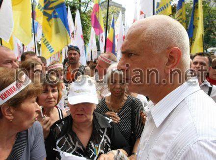 В ГПУ говорят, что мужу Тимошенко нечего бояться