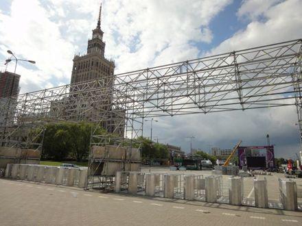 Варшава фан-зона