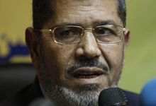 Мурси прикрывается