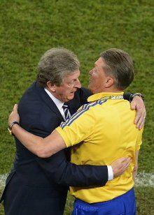 Тренер сборной Англии: без технологий гол-лайн никто не может быть уверен, фото Reuters