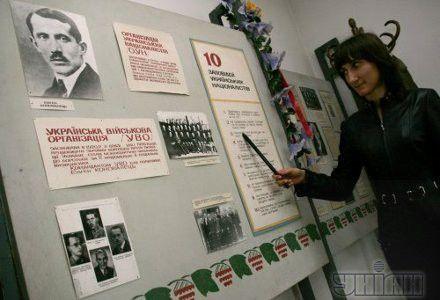 Дом-музей основателя и первого председателя ОУН Евгения Коновальца в с. Зашкив