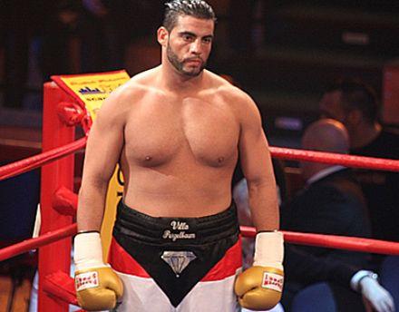 Boxer Manuel Charr