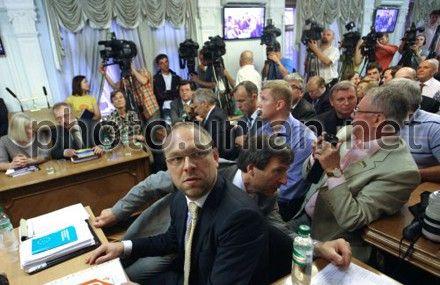 Пришлось постараться, чтобы попасть на суд над Тимошенко