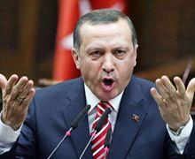 Эрдоган заявил, что в коробках было военное оборудование