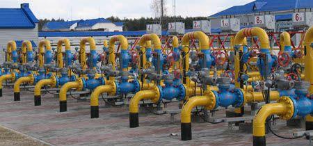 Украина пытается диверсифицировать поставки газа