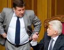 Мартинюк може підписати скандальні закони замість Литвина