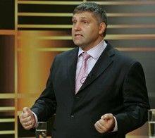 Юрий Мирошниченко боится обмануть