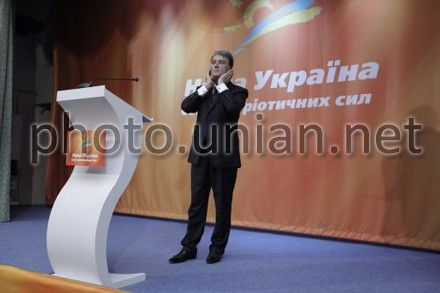 Наша Украина массово сменит представителей