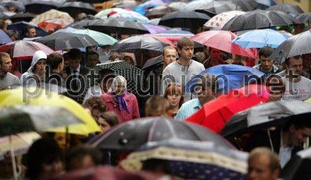 Столице обещают сильные дожди