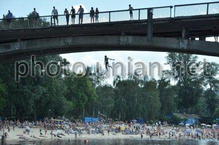 Киевские пляжи превратились в туалеты