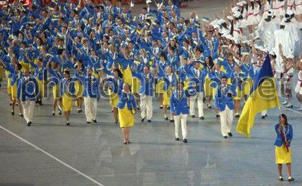 Олімпійці