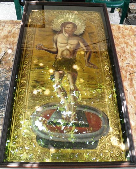 О том, будет ли икона возвращена церкви, пока неизвестно