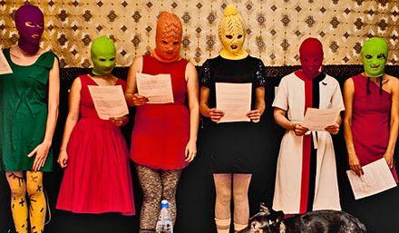 Pussy Riot возмущены отсутствием политической составляющей в деле, фото avtonom.org