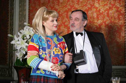 Литвинова говорит семьи Ступки - держаться, фото ruskino.ru
