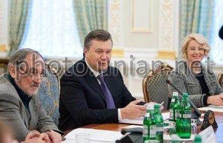 Ступка, Янукович, Герман