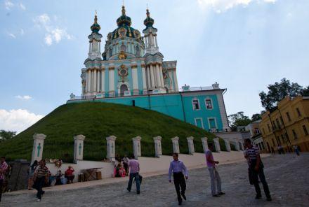 Киев опередил Москву в рейтинге городов / Фото ТСН.ua
