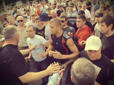 В прошлый раз чуть не дошло до драки, фото byut.com.ua